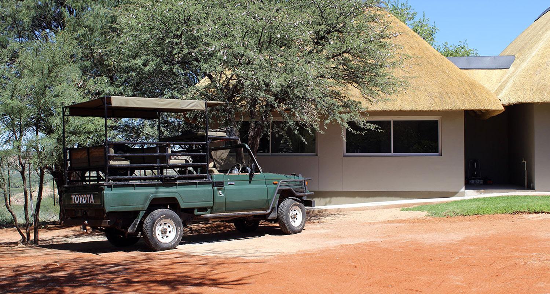 Namibia Hunting Safari Package Activities