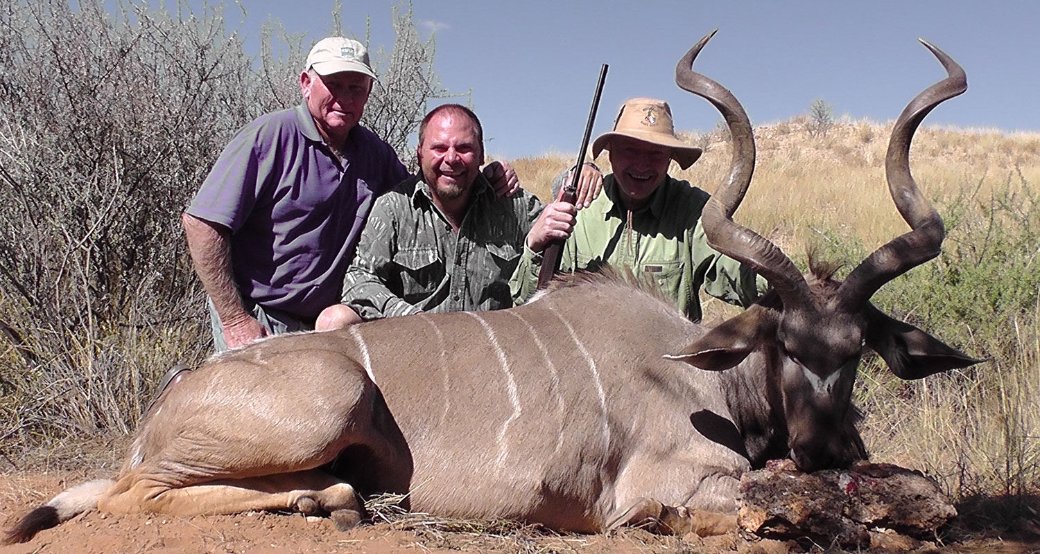 Namibia Hunting Outfitters - Noasanabis Game Lodge