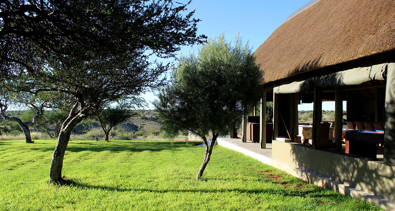 Namibia Trophy Hunting Accommodation